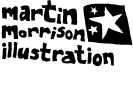 Martin Morrison Illustration logo